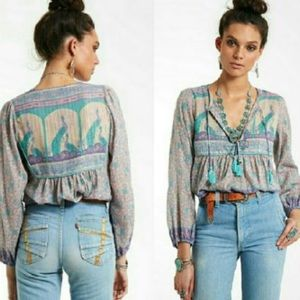 Spell original drop Xanadu blouse